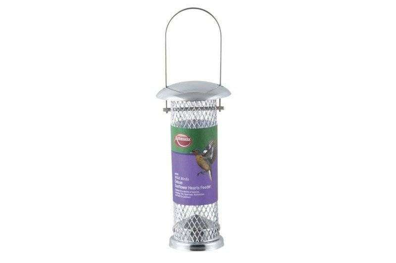 Wild Birds Deluxe Sunflower Hearts Feeder Thumbnail