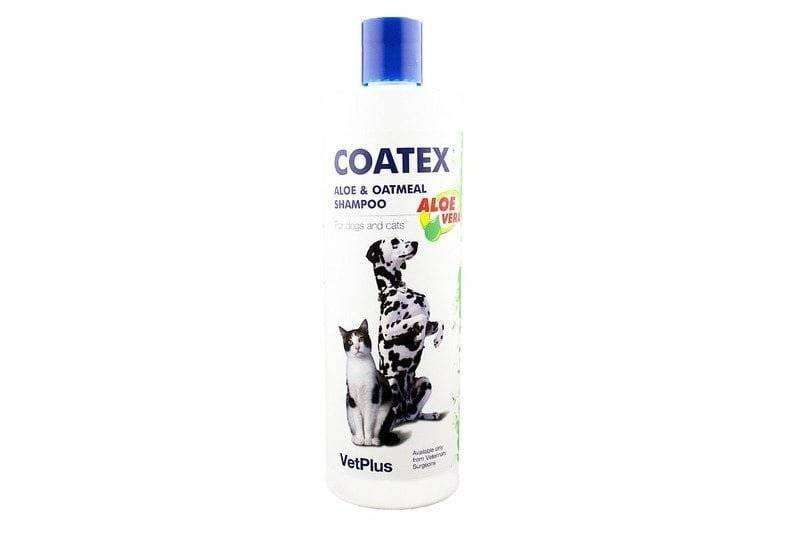 Coatex Aloe and Oatmeal Shampoo Thumbnail