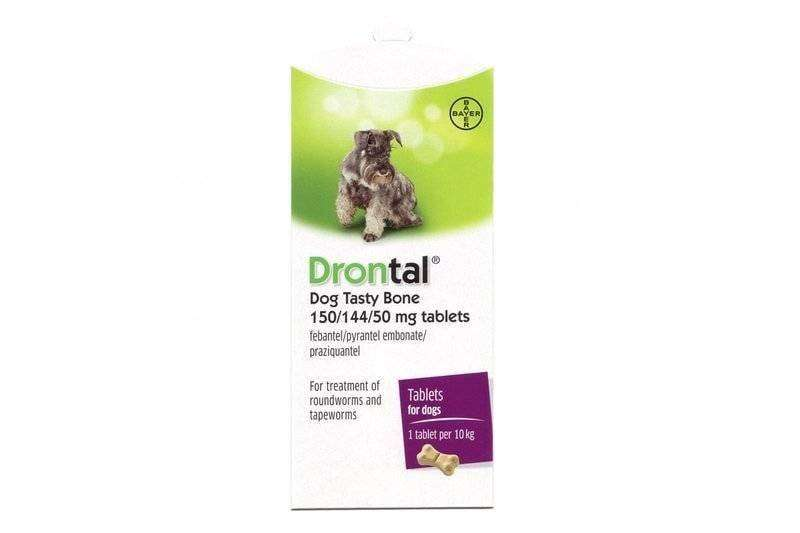 Drontal Tasty Bone Thumbnail