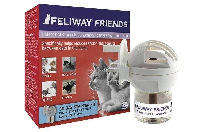 Feliway Friends Diffuser Starter Kit Thumbnail