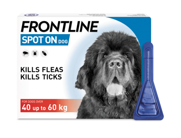 Frontline Spot On Dog Thumbnail