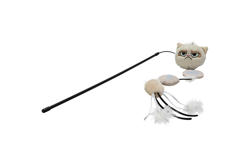 Annoying Plush Cat Wand Thumbnail