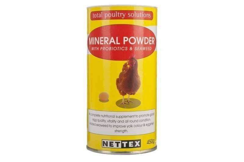 Mineral Powder with Probiotics and Seaweed Thumbnail