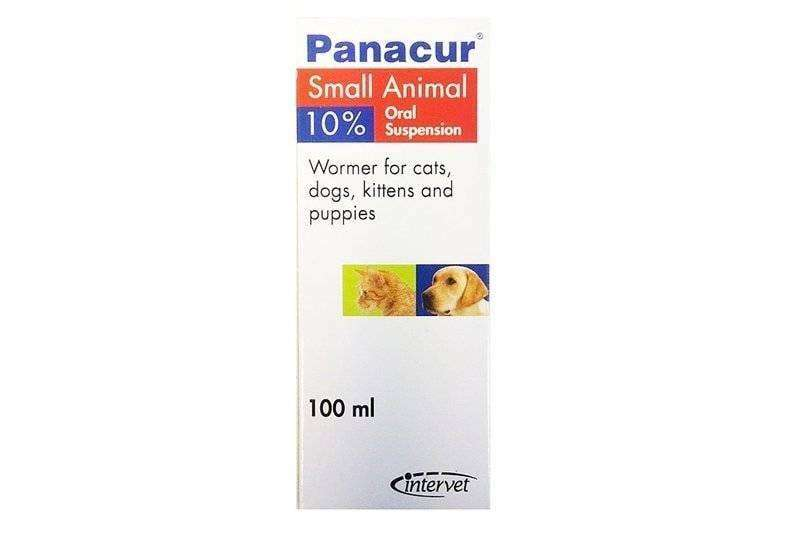 Panacur 10% Small Animal Suspension Thumbnail