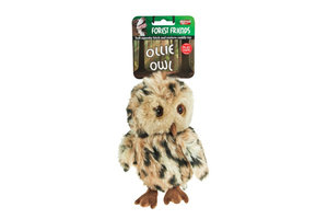 Ollie Owl Forest Friends Dog Toy