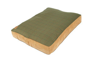 Green Tweed Box Duvet