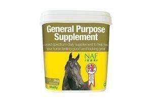 General Purpose Supplement