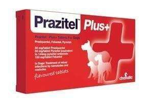 Prazitel Dog Wormer Tablet