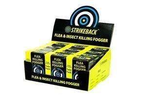 Strikeback Flea Killing Foggers