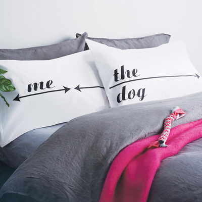 Dog Hogger Pillowcases
